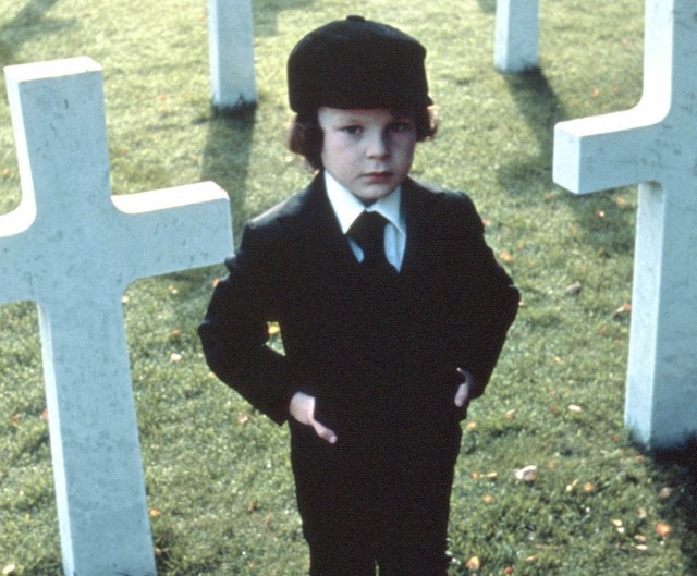 Harvey Stephens The Omen © 20th Century Fox Int'l TV