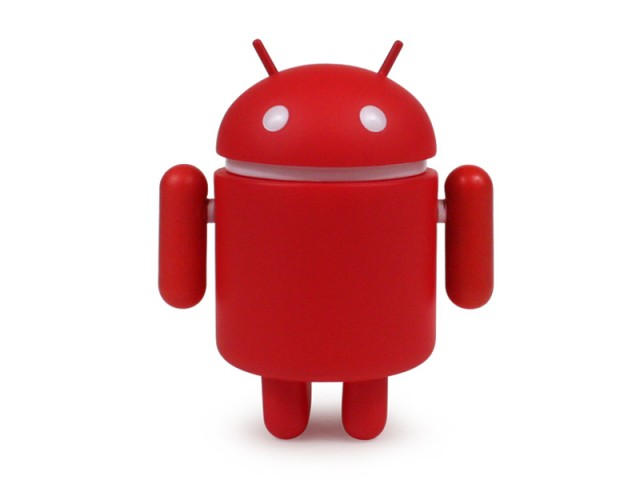 red-android