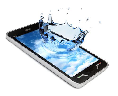 smartphone-water