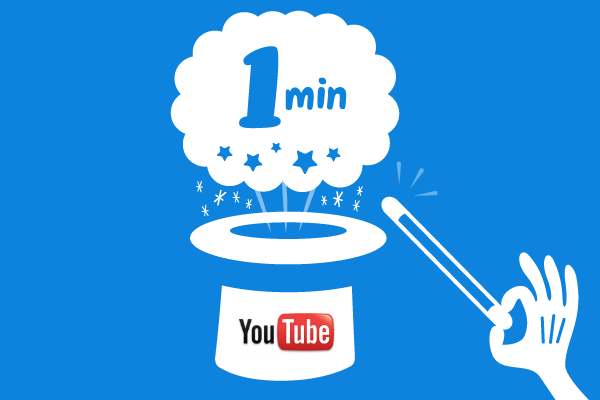 youtube one minute