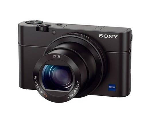 European Compact Camera 2014-2015 DSC-RX100 III