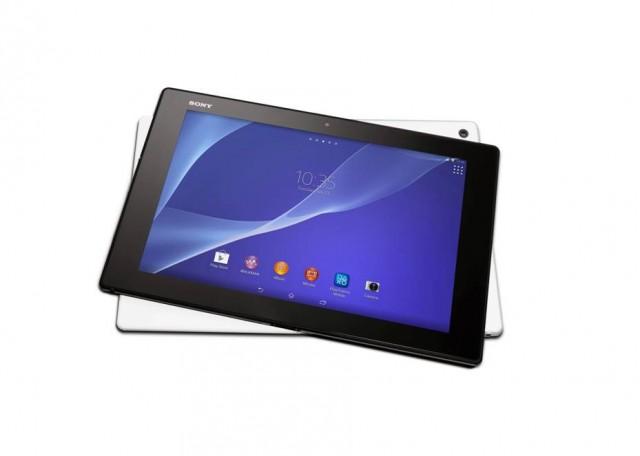 European Tablet 2014-2015 Xperia Z2 Tablet