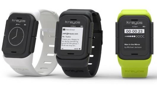 Kreyos Meteor Smartwatch (3)