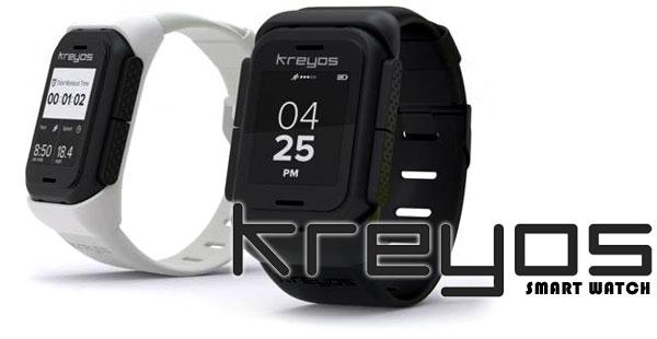 Kreyos Meteor. Το smartwatch