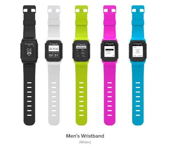 Kreyos Meteor Smartwatch (6)