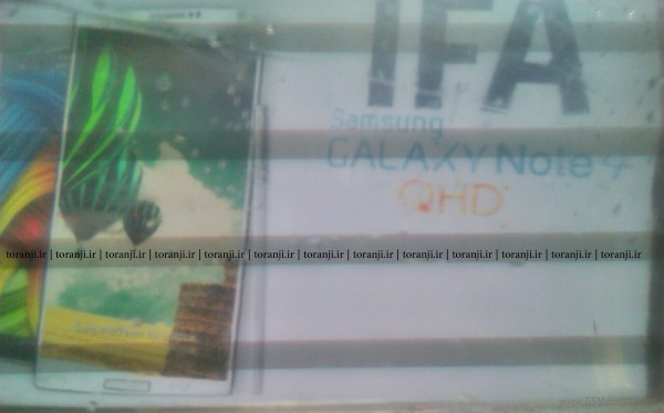 Samsung-Galaxy-Note-4-leaked-poster-IFA-2014