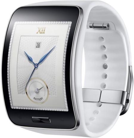 Samsung Gear S White