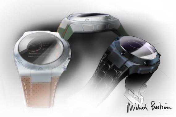 Hewlett Packard Smartwatch