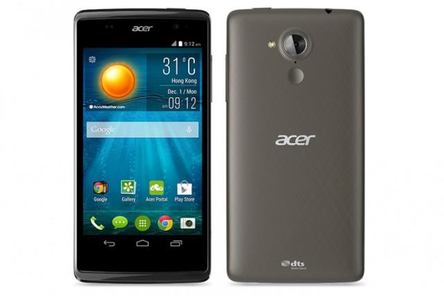 Acer Liquid Z500