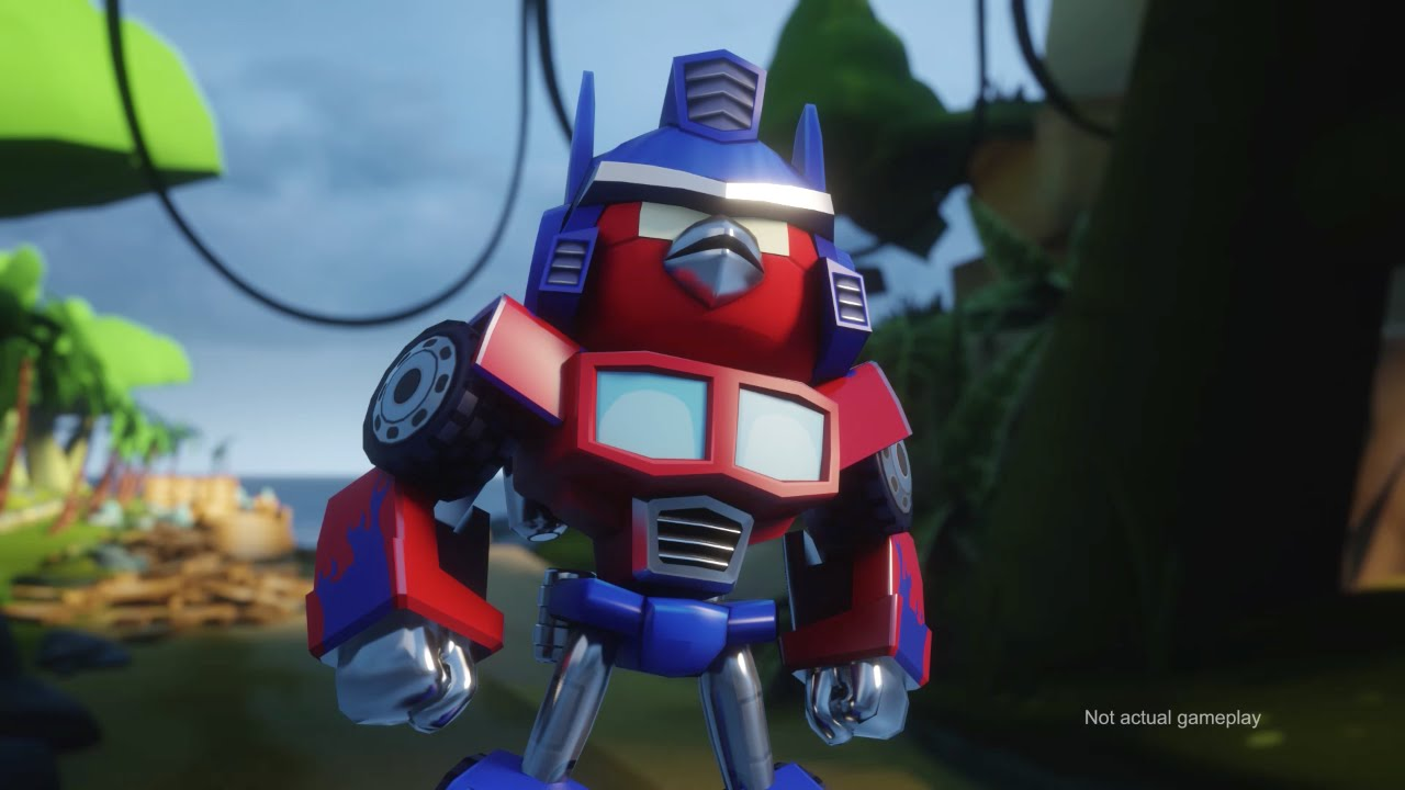 Angry Birds Transformers Won T Load | myideasbedroom.com