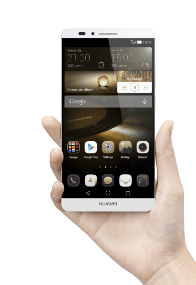 Huawei-Ascend-Mate7_Single_Gray-Front-Face-Hand_Hi-res-706x1024