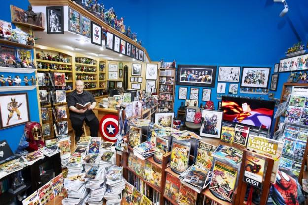 LargestComicsCollection