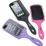Selfie Brush iPhone case