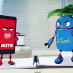 flash-vs-note