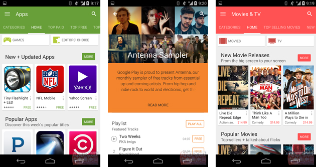 google-play-store-material-design-leak