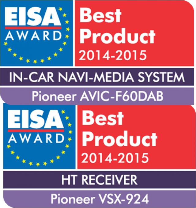 pioneer eisa award winner