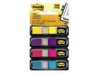 Post-it Σελιδοδείκτες 3M Βελάκια 4 Χρώματα Φωτεινά 140 Φύλλα (Public Stores)