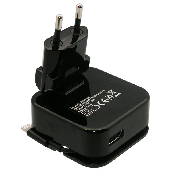 travel_charger_wrap_lightning_extra_usb_output_2100mha_black2
