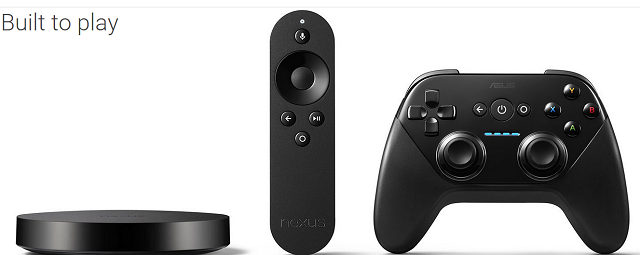 Nexus-Player-Remote-Game-Controller