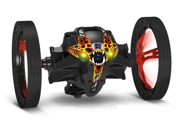 Parrot-jumping-sumo-gadget-red