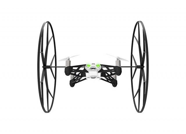 Parrot-rolling-spider-bluetooth-gadget-white