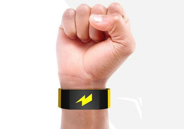 Pavlok wristband