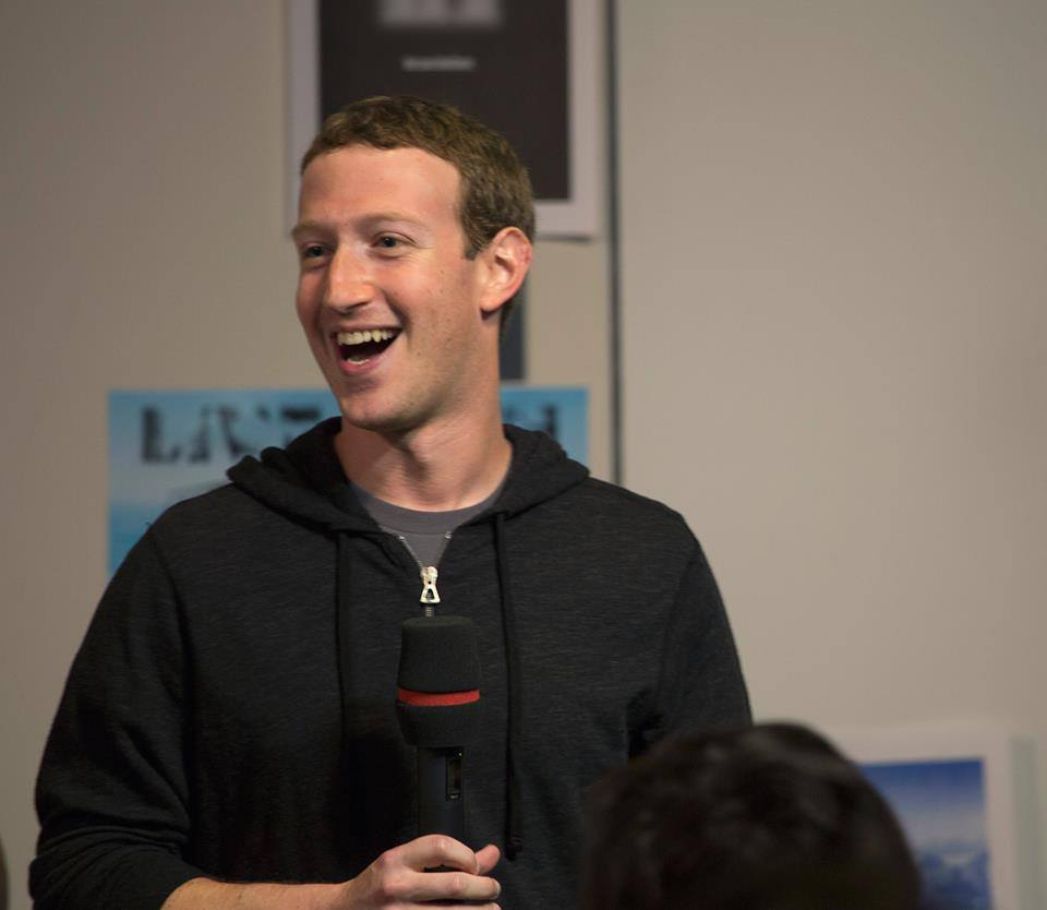 Facebook QA with Mark Zuckerberg