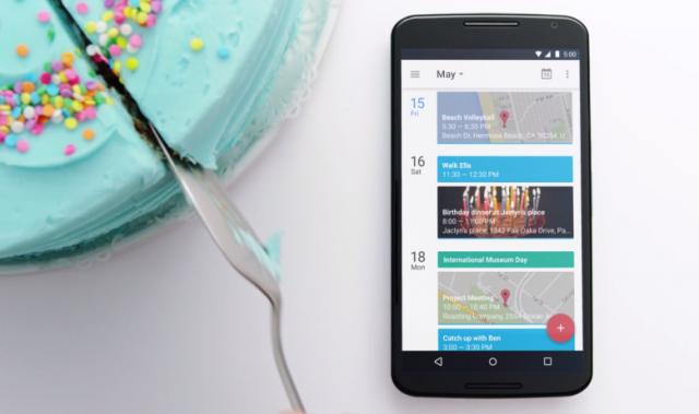 Google Calendar 01