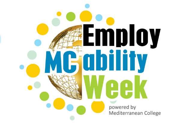 Mediterranean College Employability Week 2014