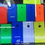 Microsoft Lumia 1330 leaked