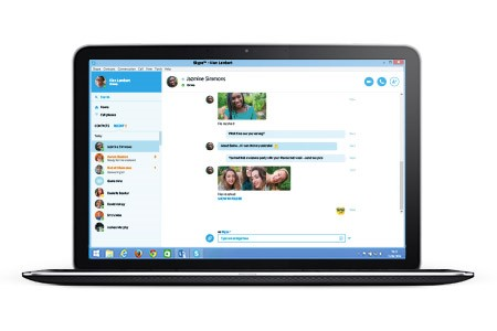 Skype for Web 02