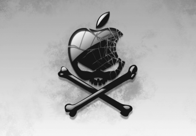 Masque Attack virus-apple