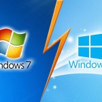windows 7 and windows 8