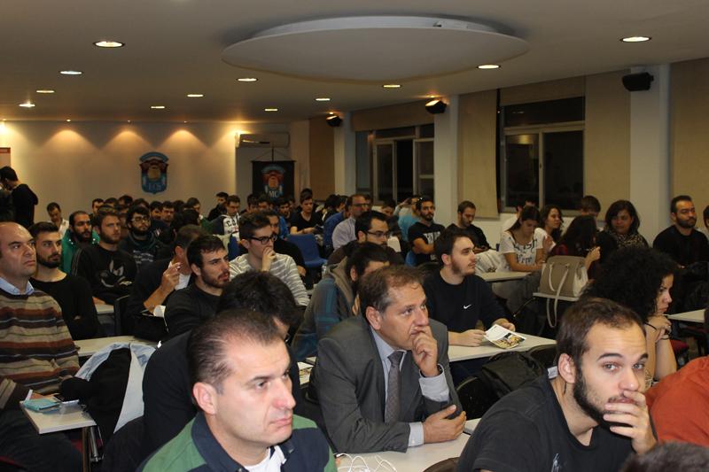 Mediterranean College Ethical Hacking seminar