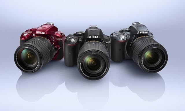 Nikon COOLPIX D5300