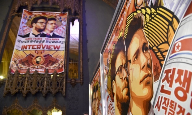 Sony cancels Christmas release of The Interview