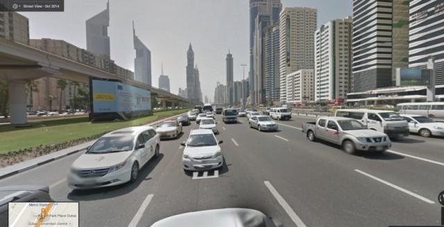 dubai-google-street-view