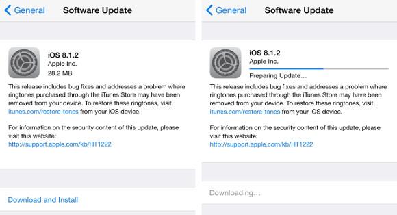 iOS 8.1.2