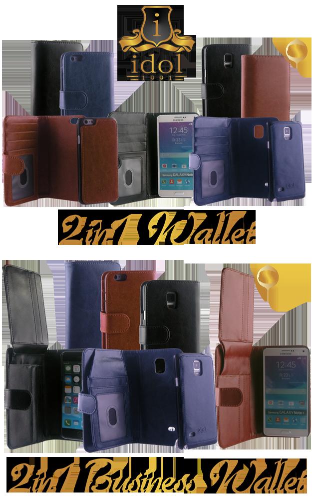 2in1 WALLET & BUSINESS WALLET