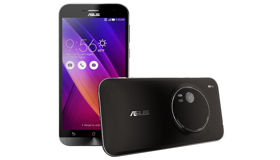 Asus ZenFone 2 Amp Asus ZenFone Zoom CES 2015