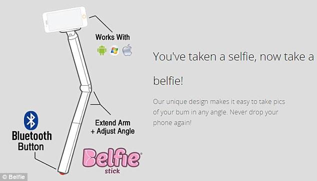 Belfie-Stick 2