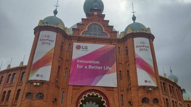 LG InnoFest 2015