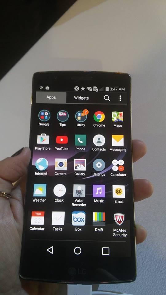 LG - InnoFest 2015 - LG G Flex 2 04