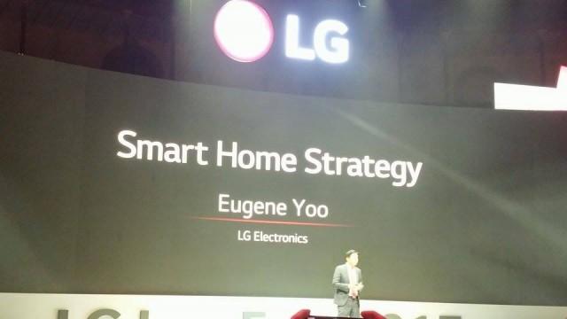 LG SmartHome InnoFest 2015 - 03