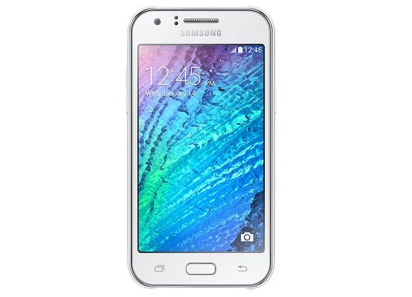 Samsung Galaxy J1 - 01