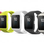 SmartWatch3 colour range