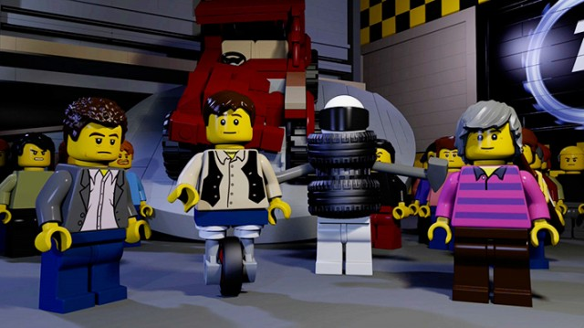 Top Gear Lego