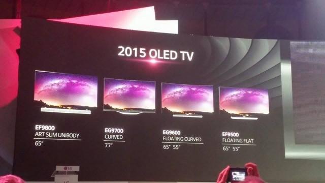 lG InnoFest 2015 - 2015 OLED TV