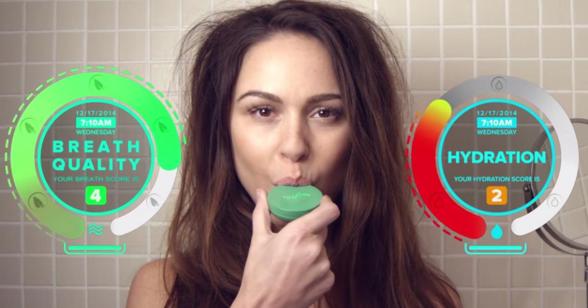 mint breathometer ces 2015
