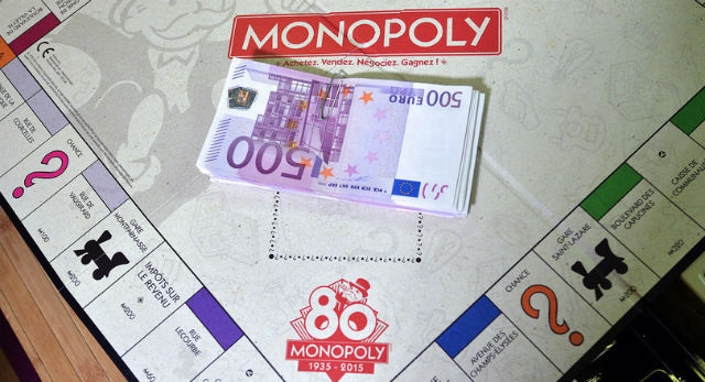 Monopoly real money